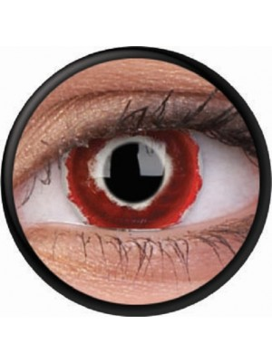 Hellblazer Crazy Colour Contact Lenses (1 Year Wear)