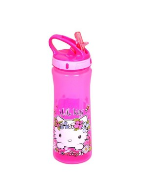 Hello Kitty Europa Plastic Water Bottle