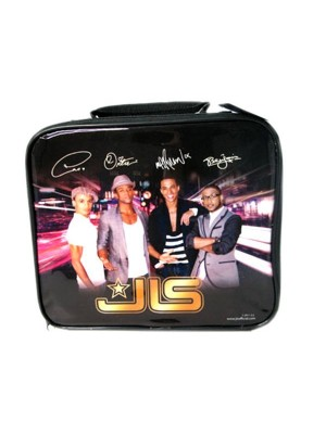JLS Lunch Bag - Black/Gold