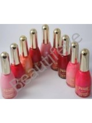 La Femme Set of 9 Nail Polish - Tray 5