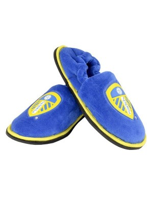 Leeds United Stretch Slippers (12-13)