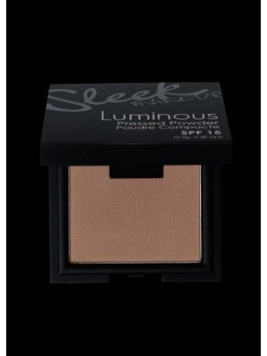 Sleek MakeUP 'Luminous Pressed Powder' In Shade 02