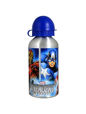 Marvel Avengers Aluminium Water Bottle