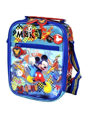 Mickey Mouse Lunch Bag Cooler - Turn Up The Volume