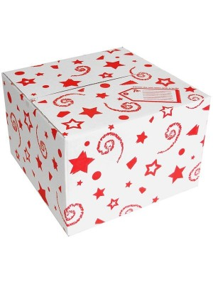 Oaktree Balloon Box Red