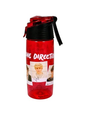 One Direction Medium Tritan Water Bottle