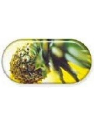 Pineapple Summer Vibes Contact Lens Soaking Case
