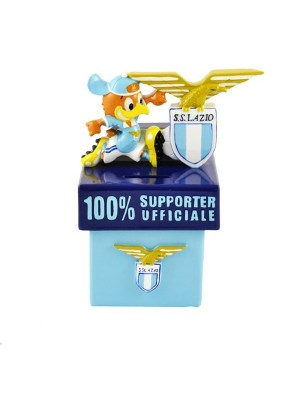 S.S. Lazio Mascot Ceramic Money Box