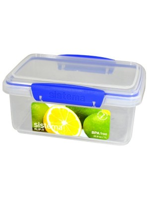 Sistema Rectangular Container - 1 L