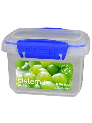 Sistema Rectangular Container - 400 ML