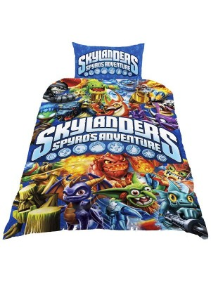Skylanders Sypro@@s Adventure Single Duvet Set