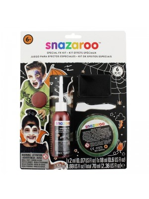 Snazaroo Special FX Paint Kit