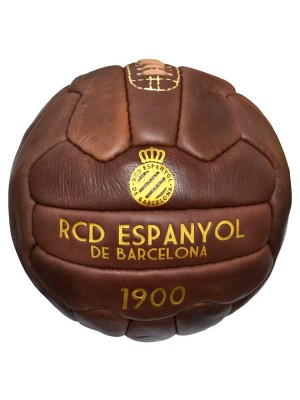 Spain Brown 1900 Football - Size 5