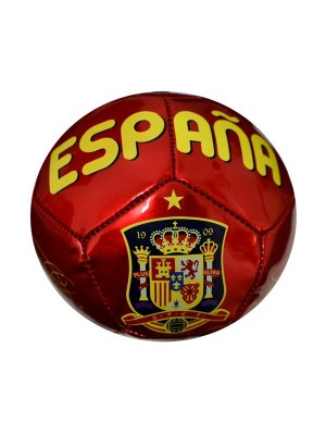 Spain Red Signature Football - Size 1