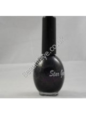 Stargazer Deep Purple Glitter 308 Nail varnish