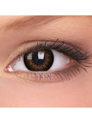 ColourVUE Sweet Honey Big Eye Coloured Contact Lenses (90 Day)