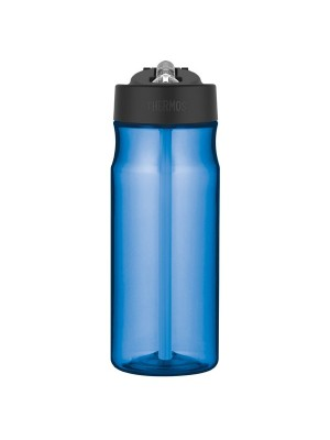 Thermos Intak Hydration Bottle With Straw Blue - 530 ML