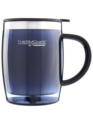 Thermos Thermocafe Blue Desk Mug - 450 ML
