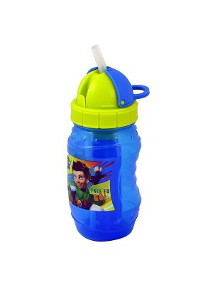 Tree Fu Tom Plastic Water Bottle