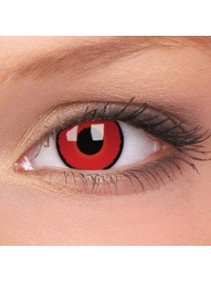 Voldemort Crazy Colour Contact Lenses (1 Year Wear)