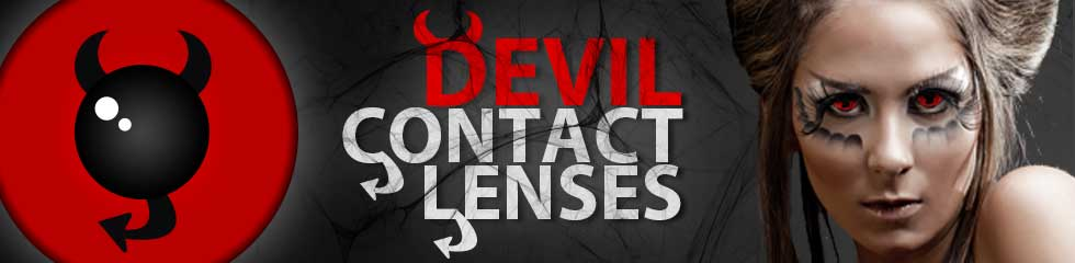 horny devil contact lenses.